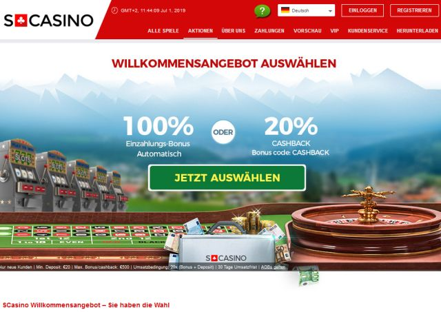 Auszahlungsquote Casino - 46831
