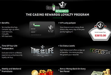 Casino Rewards - 14660