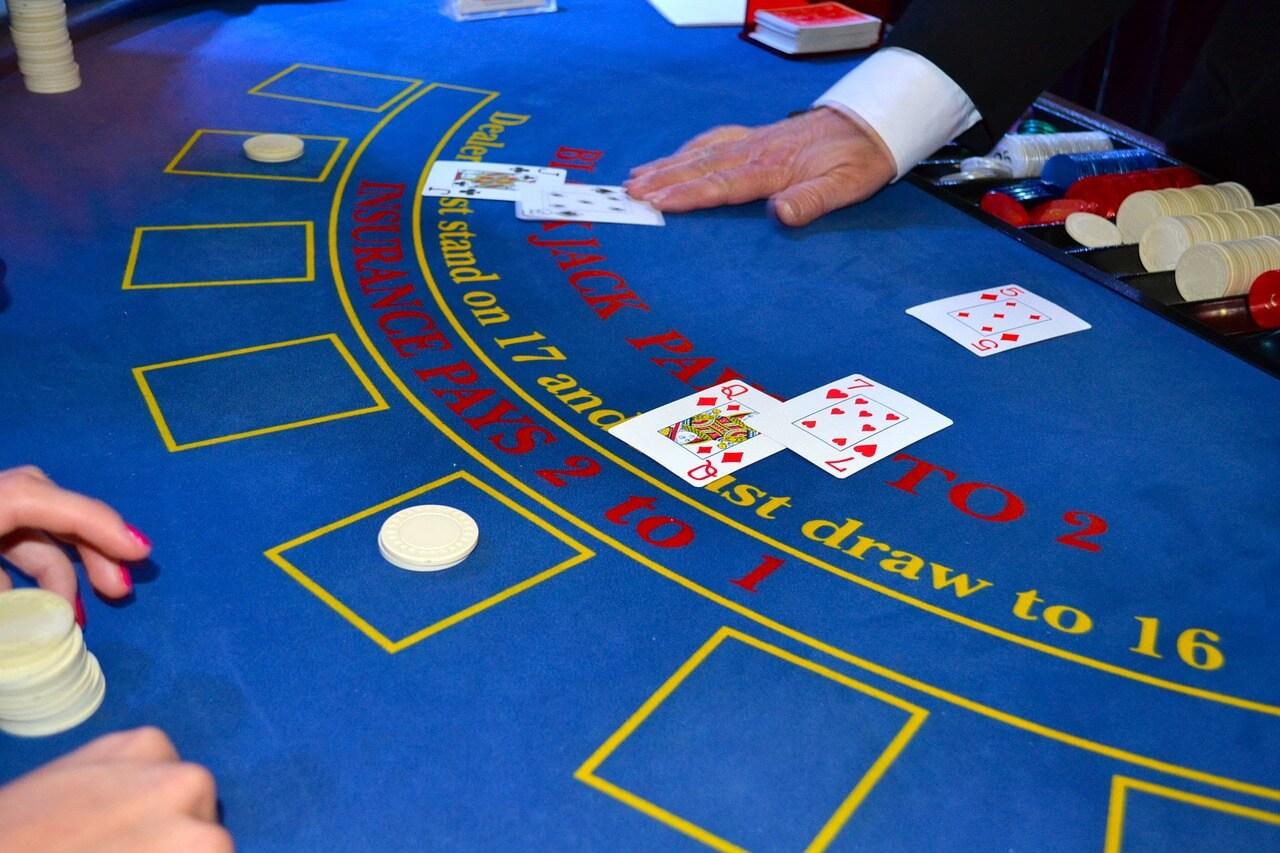 Blackjack Karten - 76738