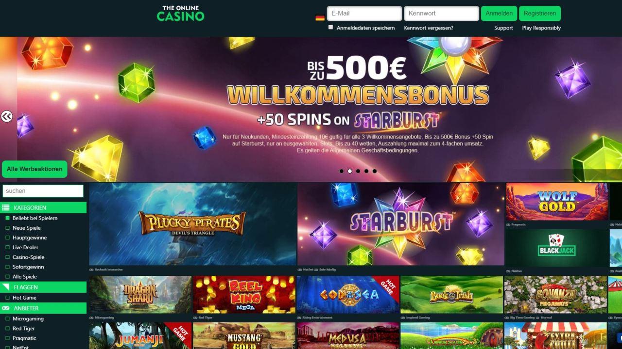 Bestes online Casino - 6120