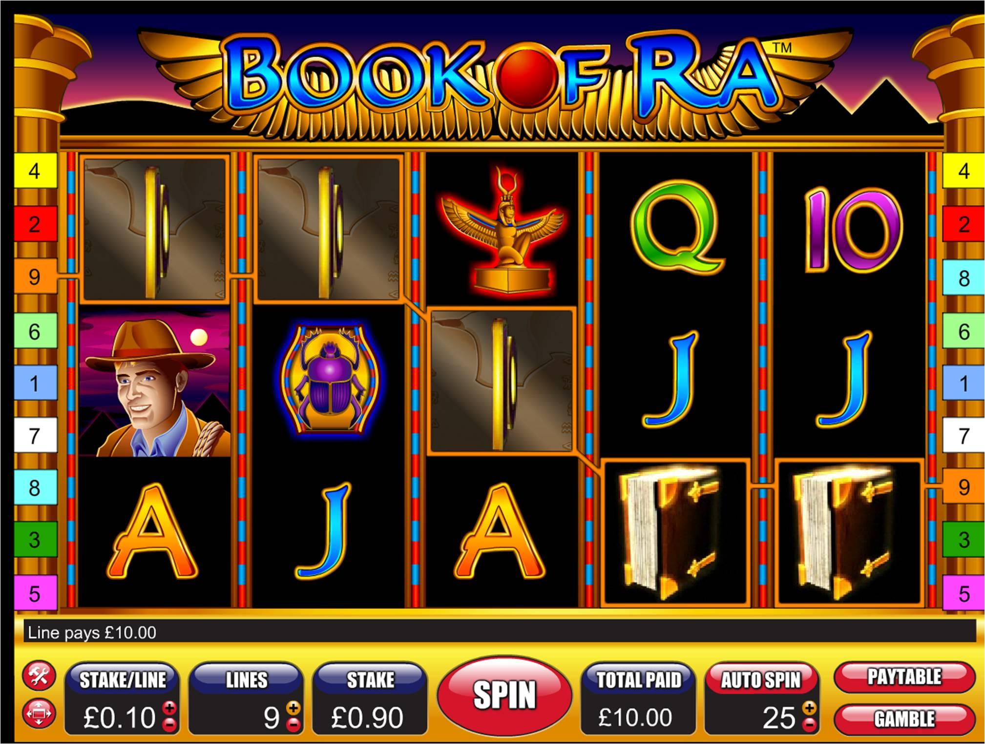 Online Casino Book Of Dead Bonus