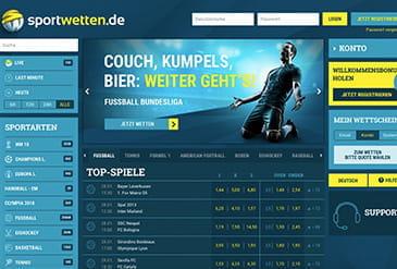 Buchmacher Sportwetten Magische - 34577
