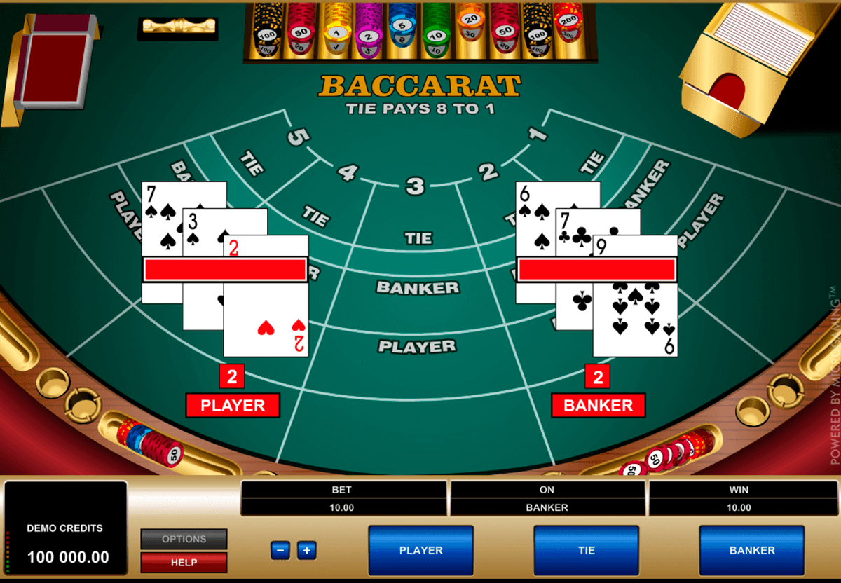 Baccara Heute Roulette - 70669