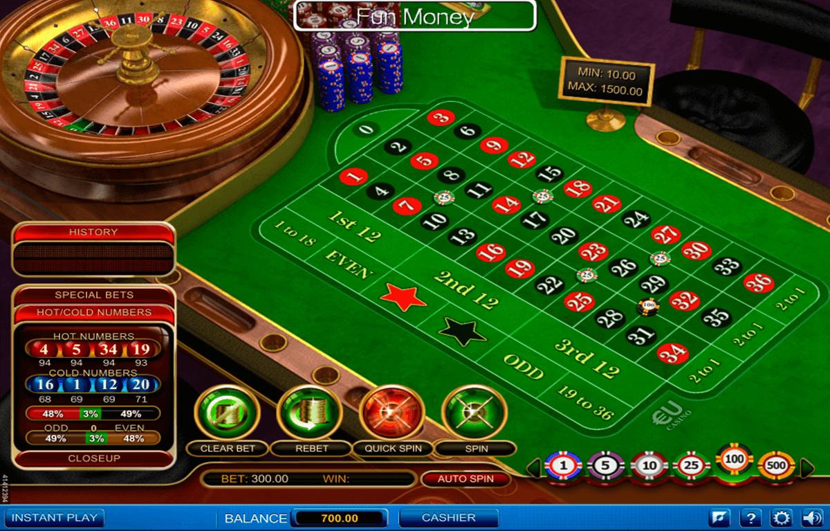 1 euro einzahlung online casino