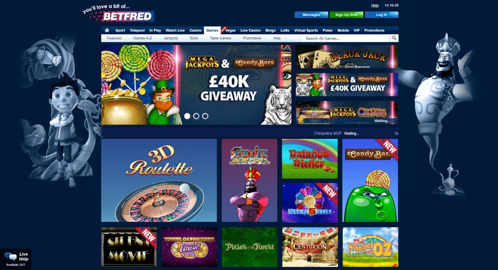Casino Paypal - 68025