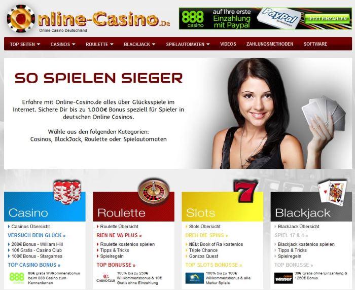 Casino Roulett spielen - 53253