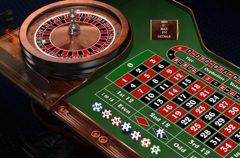 Casino Roulett - 95529