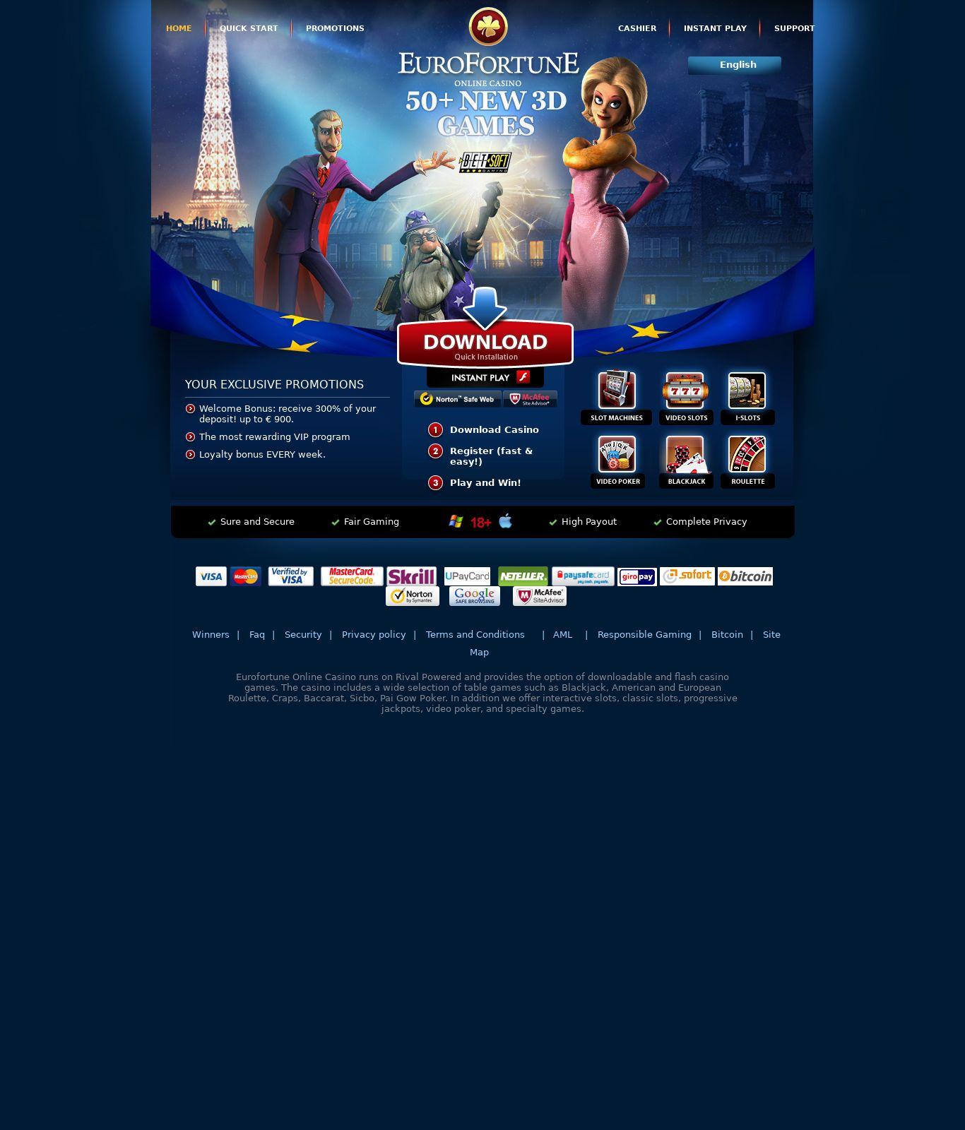 Eure Casino - 43297