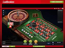 Europäisches Roulette All - 79009