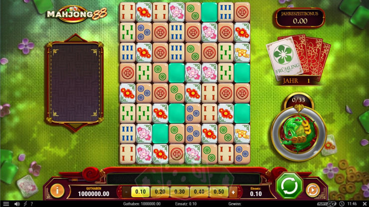 Spiel Mahjong - 9529
