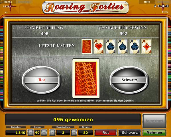 Spielautomat Gewinnchancen - 10289