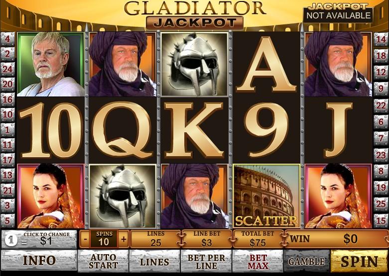 Gladiators free - 15183