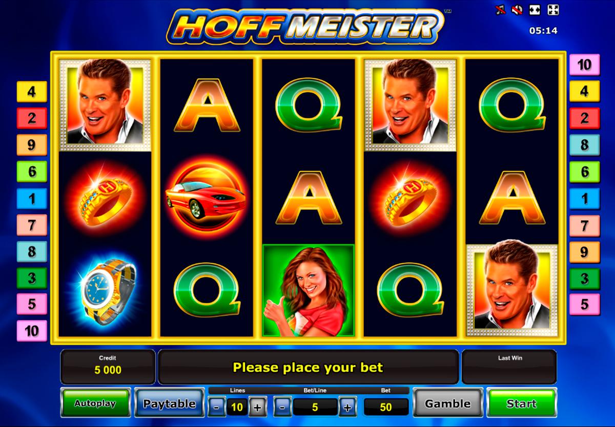 Hoffmeister Bonus - 9884