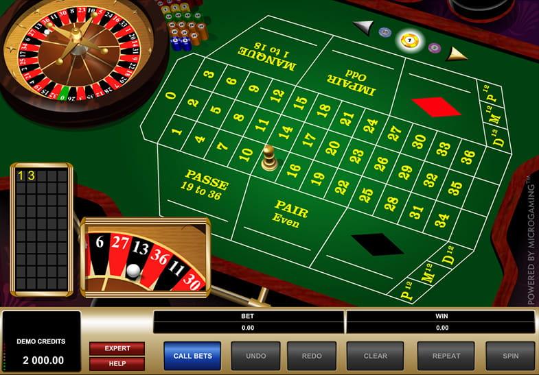 Im Roulette gewinnen - 4896