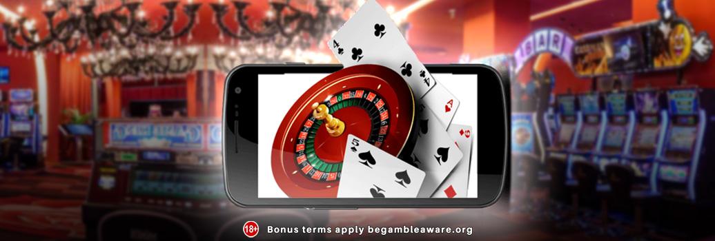 Live Casino online - 90035