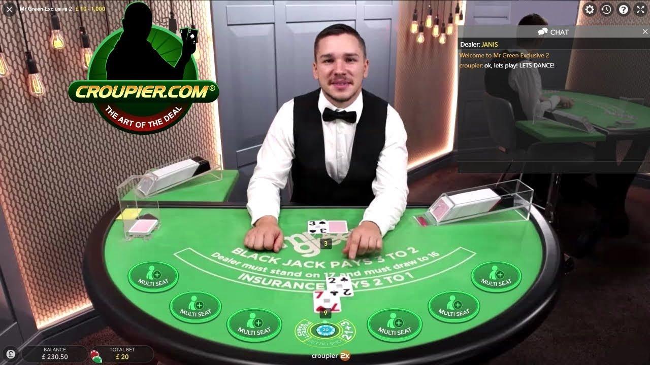 Live Dealer - 32737