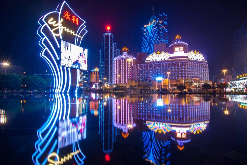 Macau Glücksrad - 72634