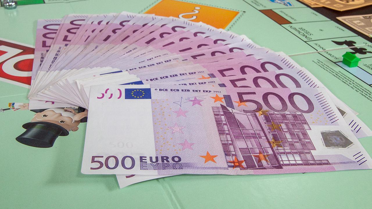 Monopoly Echtgeld - 69040