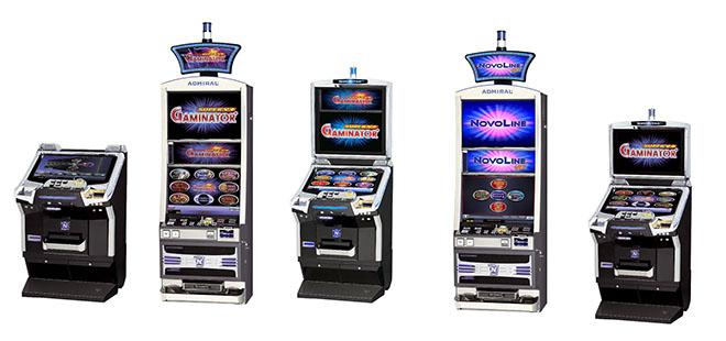 Neues deutsches Casino - 76763