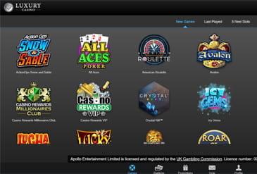 New Poker Sites - 1643