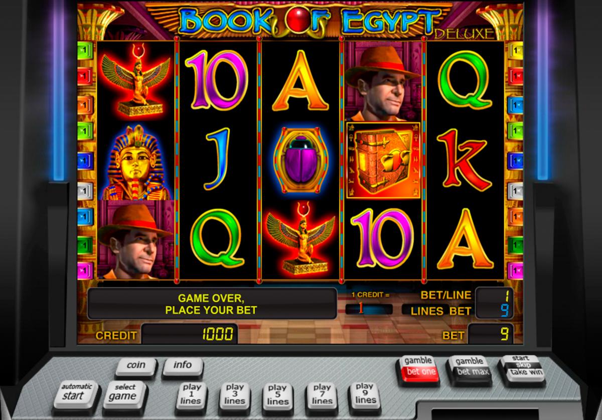 Online Slots Novomatic