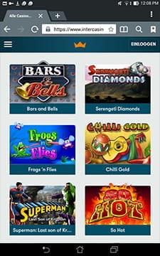 Online Casino app - 4748
