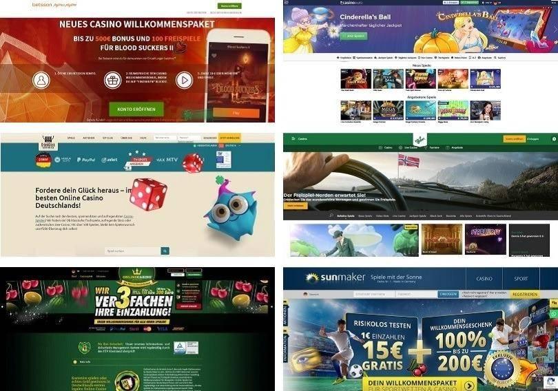 Online Casino Test - 78734