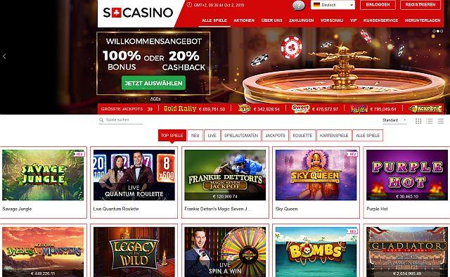 Online Casino Test - 3807