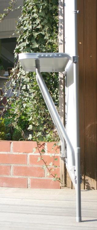 Outdoor Raucherbereich - 57563