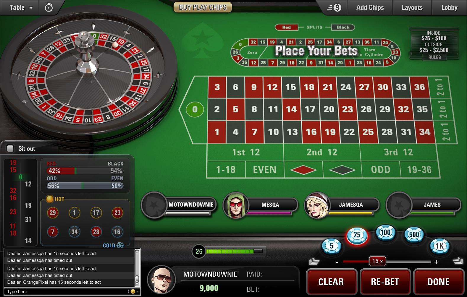 Poker stars - 53587