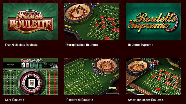 Roulette für - 50317