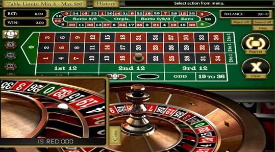 Roulette online Casino - 68179