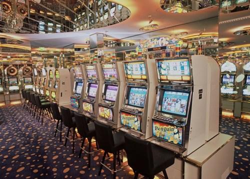 Spielbank Automaten Grand - 40664