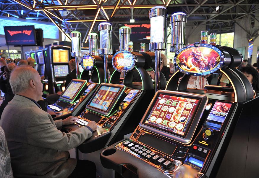 Spielbank Automaten - 15956