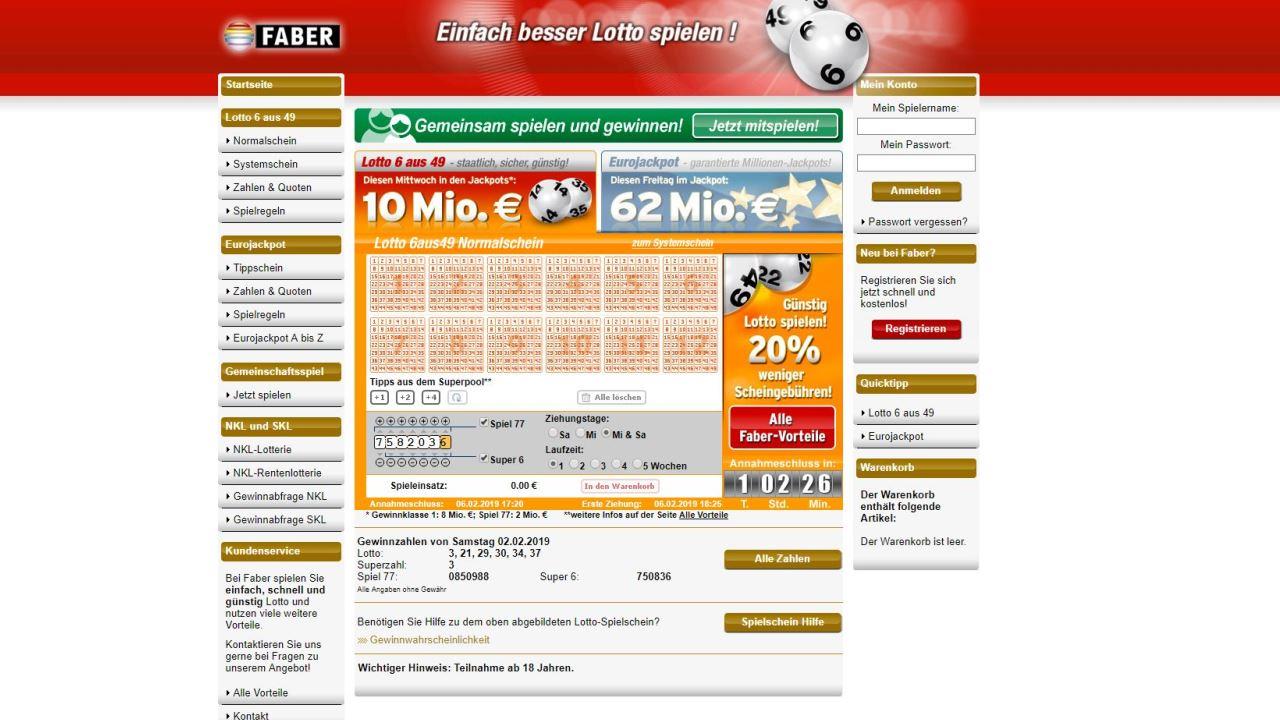 Post Lotterie Erfahrung