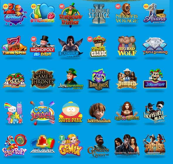 Video Slots - 12143