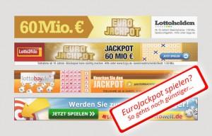 Wirklich Lotto Eurojackpot - 59092